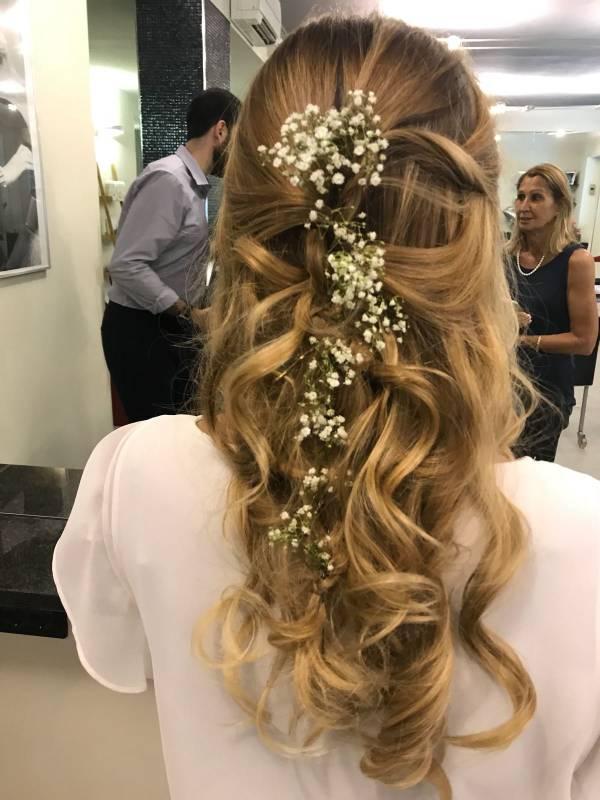 Sposa capello morbido