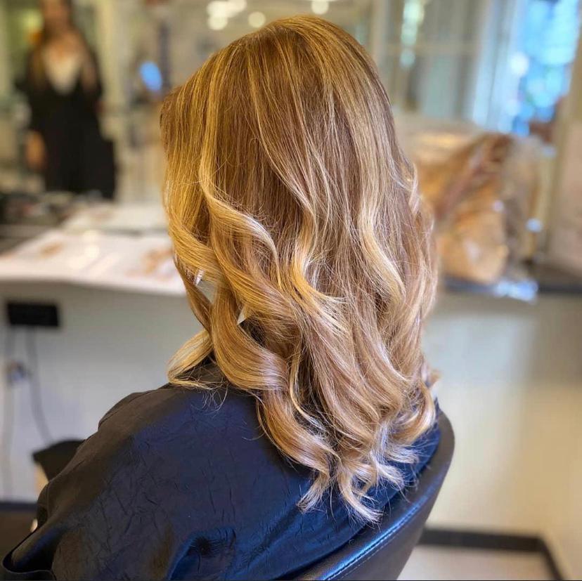 Hairmodel salone Elio Sabatino
