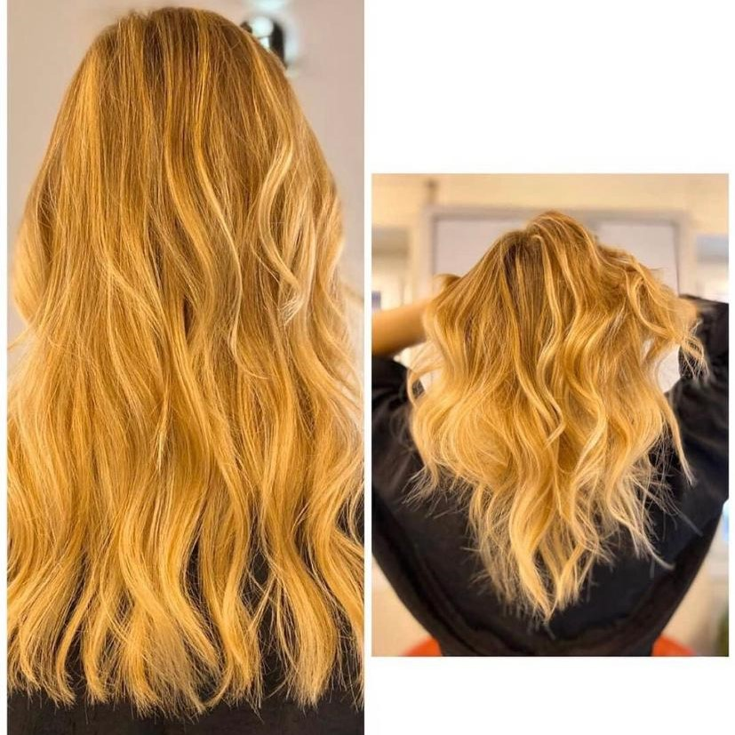 Carlotta capelli lunghi